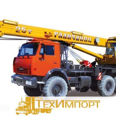Автокран КС-55713-5