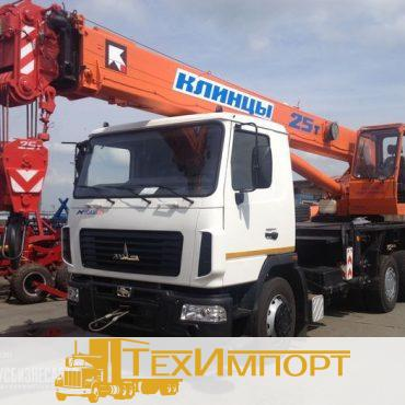 Автокран КС-55713-6К-2