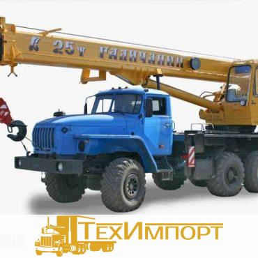 Автокран КС-55713-3В