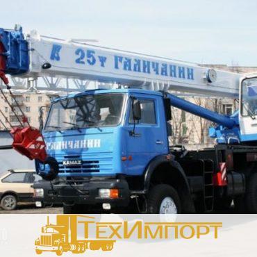 Автокран КС-55713-4В