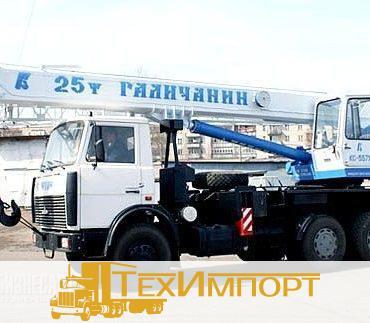 Автокран КС-55713-6В