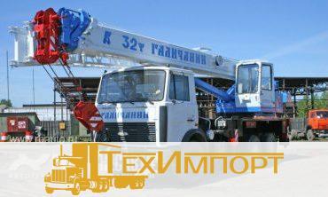 Автокран КС-55729В