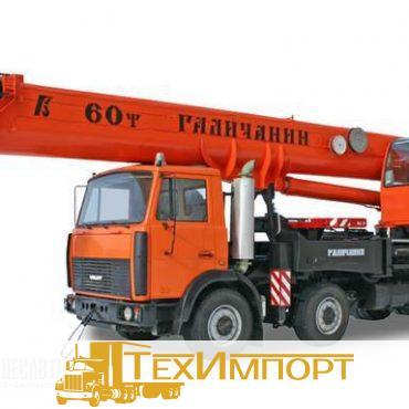 Автокран КС-65721-2