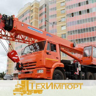 Автокран КС-55713-1К-3