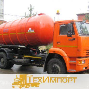 Вакуумная машина КО-529-14 на шасси КАМАЗ 53605-773950-19