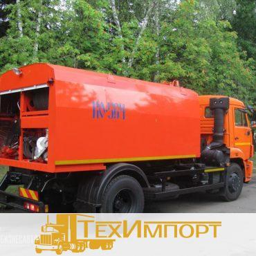 Машина каналопромывочная КО-564-20