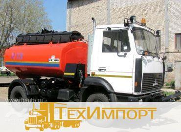 Дорожно-комбинированная машина КО-713Н-41
