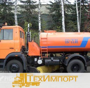 Дорожно-комбинированная машина КО-713Н-44