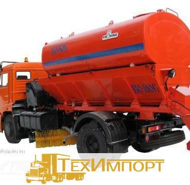 Дорожно-комбинированная машина КО-806-02