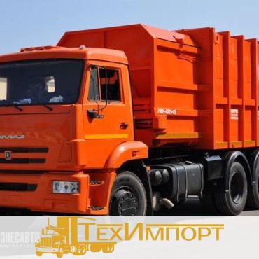 Мусоровоз МК-4453-38 на шасси КАМАЗ-65115-773081-42
