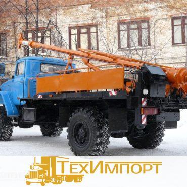 Бурильно-крановая машина БКМ-515