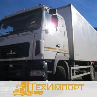 Фургон МАЗ 5340B5-8425-013 сэндвич 80 мм