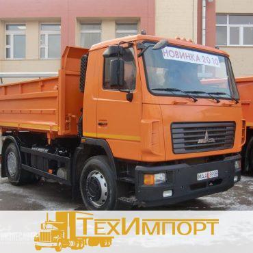 Самосвал МАЗ-5550В5-480-021