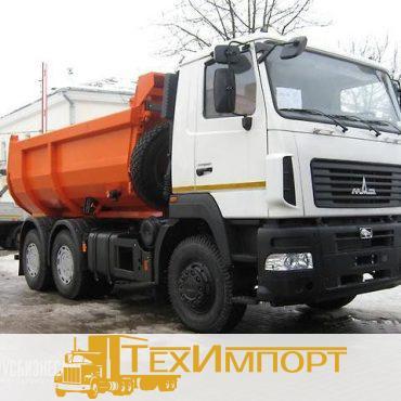 Самосвал МАЗ-6501В5-480-000