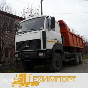 Самосвал МАЗ-6517Х5-480-000