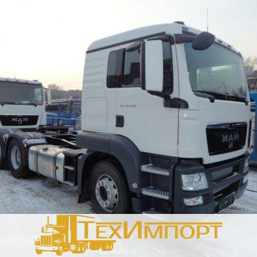 Тягач MAN TGS 26.440 6x4 BLS-WW