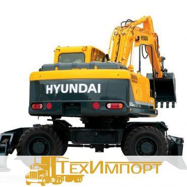 Экскаватор HYUNDAI R180W-9S (Колесный)