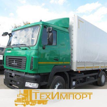 Бортовой автомобиль МАЗ-5340В5-8420-000