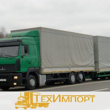 Бортовой автомобиль МАЗ-6310Е9-520-031