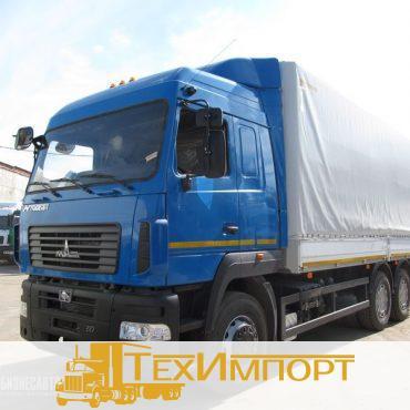 Бортовой автомобиль МАЗ-6312В9-420-010