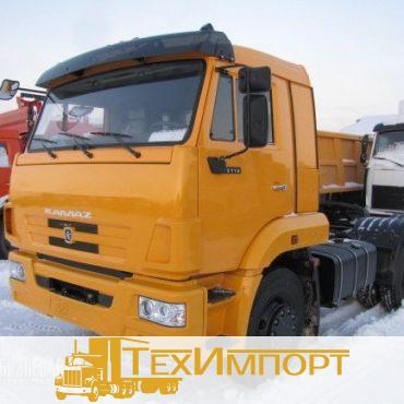 Тягач КАМАЗ-65116-6010-23(A4)