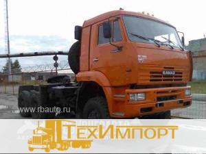Тягач КАМАЗ-65225-6114-43