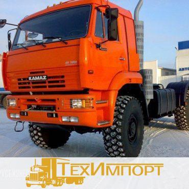 Тягач КАМАЗ-65221-6010-43