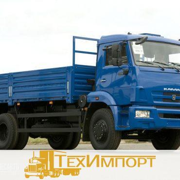 Бортовой автомобиль КАМАЗ-43253-6010-28(R4)