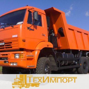 Самосвал КАМАЗ 6522-6012-43