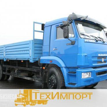 КАМАЗ-65117-6052-23 (A4) Бортовой