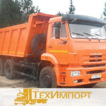 Самосвал КАМАЗ-6520-26012-73