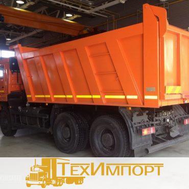 Самосвал КАМАЗ-6520-6010-29(К4)