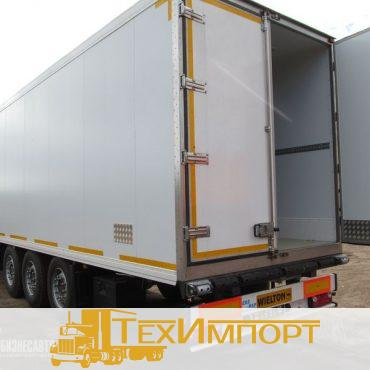 Wielton Купава 9300W0 Изотермический фургон (сэндвич 80 мм)