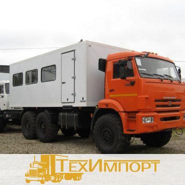 Вахтовый автобус КАМАЗ 43118-3016-46