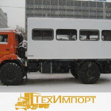 Вахтовый автобус КАМАЗ 43502-3036-45 (22 места)