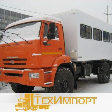Вахтовый автобус КАМАЗ 43502-3036-45 (28 мест)