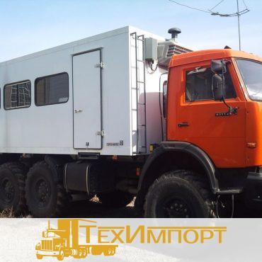 Вахтовый автобус КАМАЗ 5350-3014-42