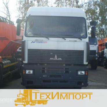 Фургон МАЗ 6312B9-429-012 сэндвич пенополистирол 50 мм