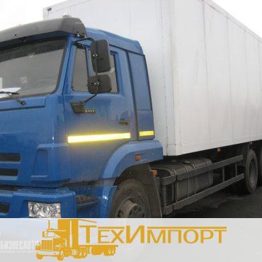 Фургон КАМАЗ-65117-3010-23 изотермический