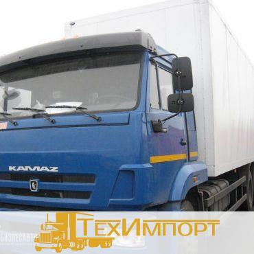 Промтоварный фургон КАМАЗ-65117-3010-23(A4)