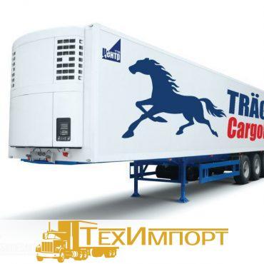 Полуприцеп TRAGER Cargoluxx на шасси Wielton