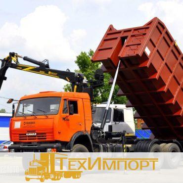 Ломовоз КАМАЗ 65115-3094-23 с ОМТЛ-97