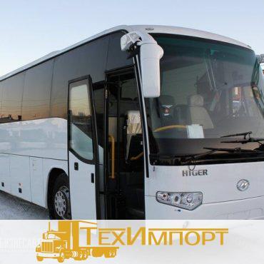 Междугородние автобусы Higer 6119TQ 55 мест