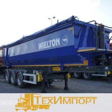 Полуприцеп WIELTON NW 3 S 30 HP (ССУ 1200)