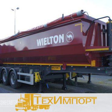Полуприцеп WIELTON NW 3 S 30 HP (ССУ 1300)