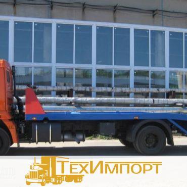 Автоэвакуатор Эвакуатор на шасси КАМАЗ-4308 (база 4200/4800) (ломаная платформа)
