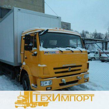 Промтоварный фургон КАМАЗ-4308-3063-28(R4)