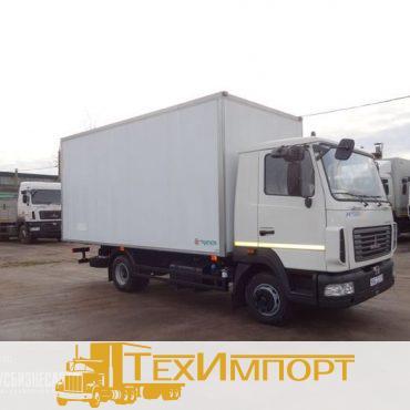 МАЗ 4371Р2-441-000 сэндвич фургон