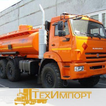 Автотопливозаправщик НЕФАЗ 66062-1113-46