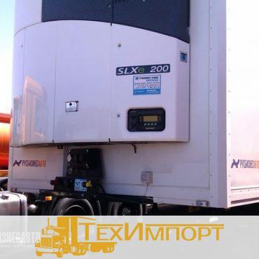 Изотермический полуприцеп Wielton Купава 93W000 с Thermo King SLXe200mod30
